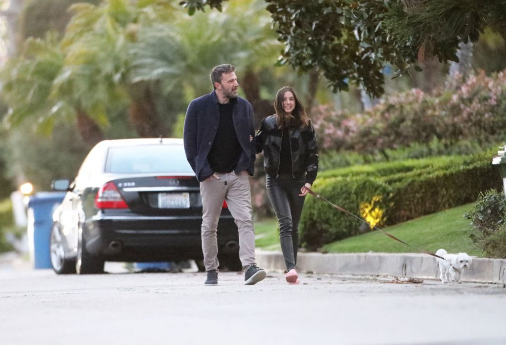 Ben Affleck & Ana de Armas Can't Take Their Hands Off Each Other During Romantic Stroll (109 Photos)