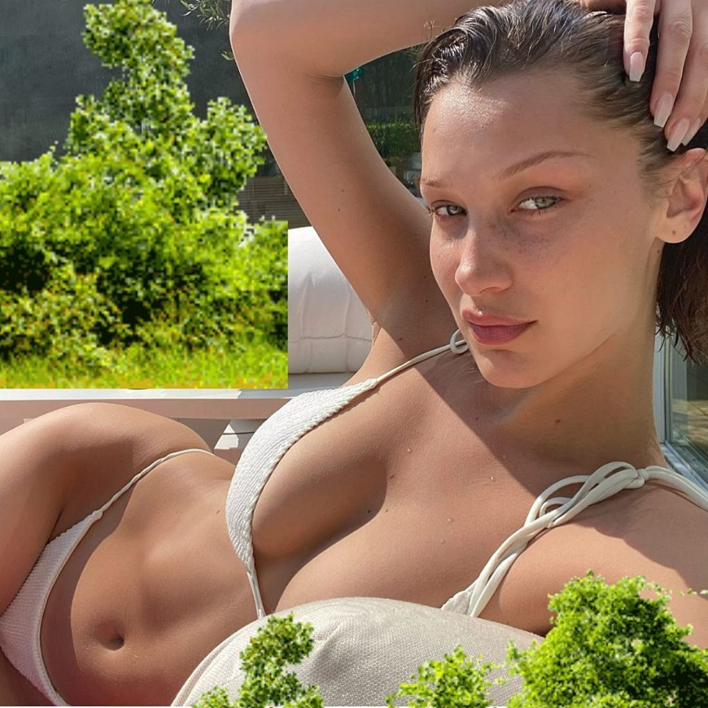 Bella Hadid Hot (4 Sexy Photos)
