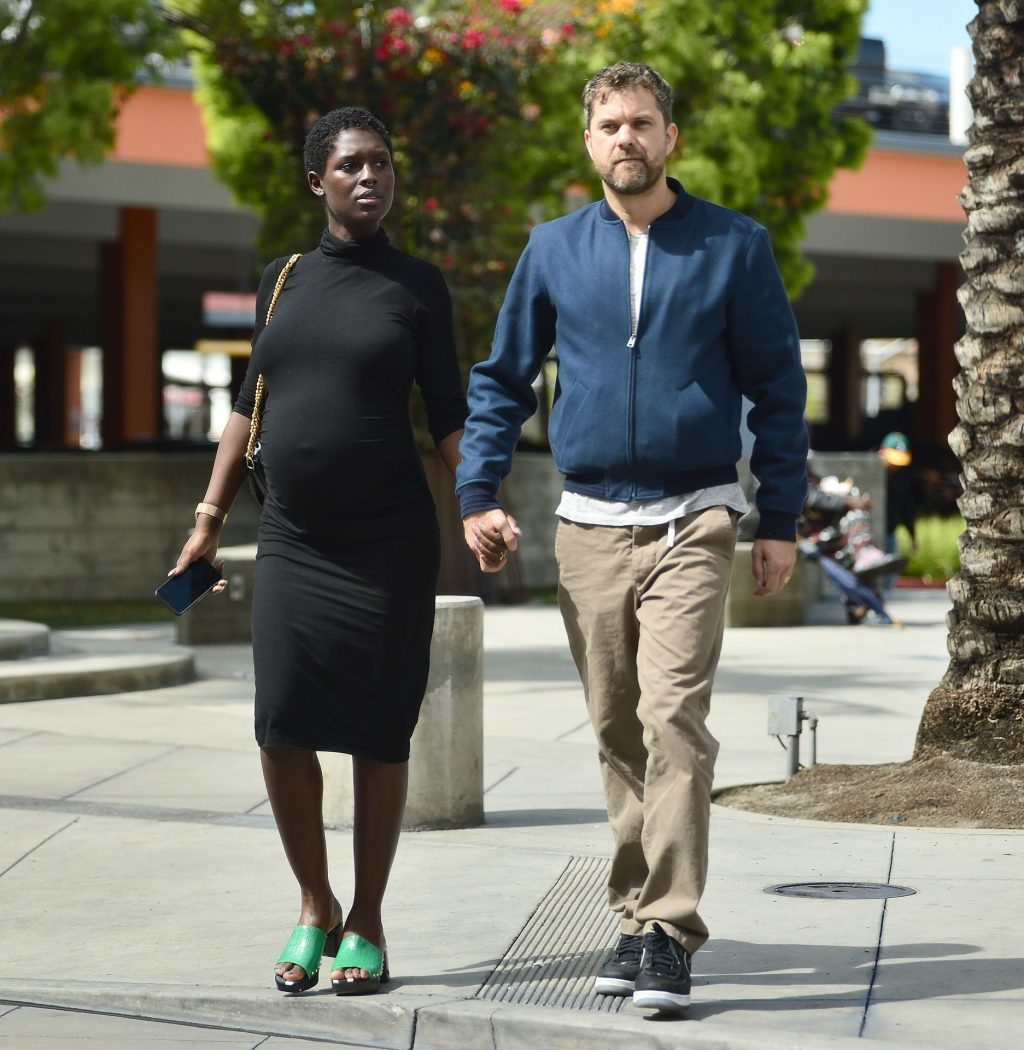 Joshua Jackson & Jodie Turner-Smith are Spotted out on a Stroll in Los Angeles (26 Photos)