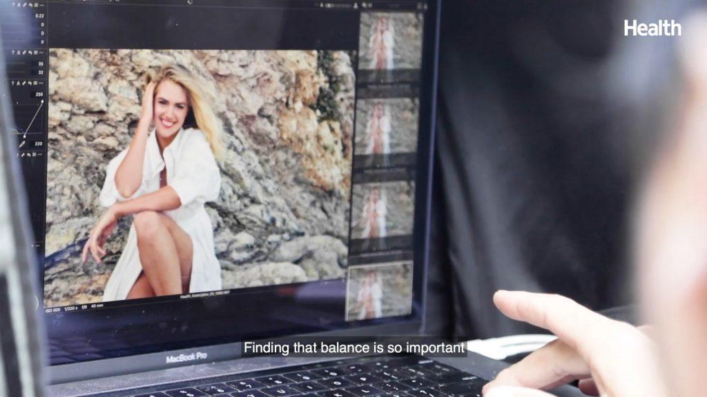 Kate Upton Sexy – Health Magazine (30 Photos + Video)