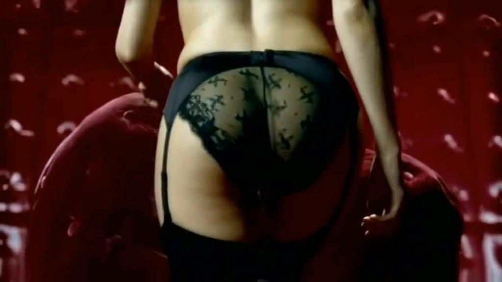 Kylie Minogue Sexy – Agent Provocateur Commercial (10 Pics + Video)