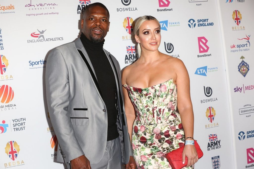 Melissa Takimoglu Shows Her Cleavage at the British Ethnic Diversity Sports Awards (12 Photos)