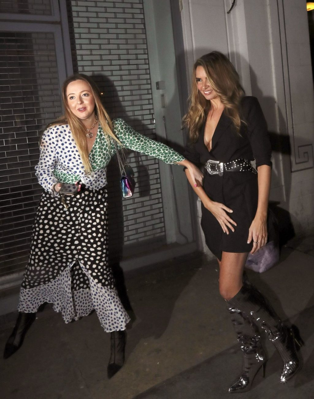 Nadine Coyle Spotted at the In Style Launch Party (71 Photos)