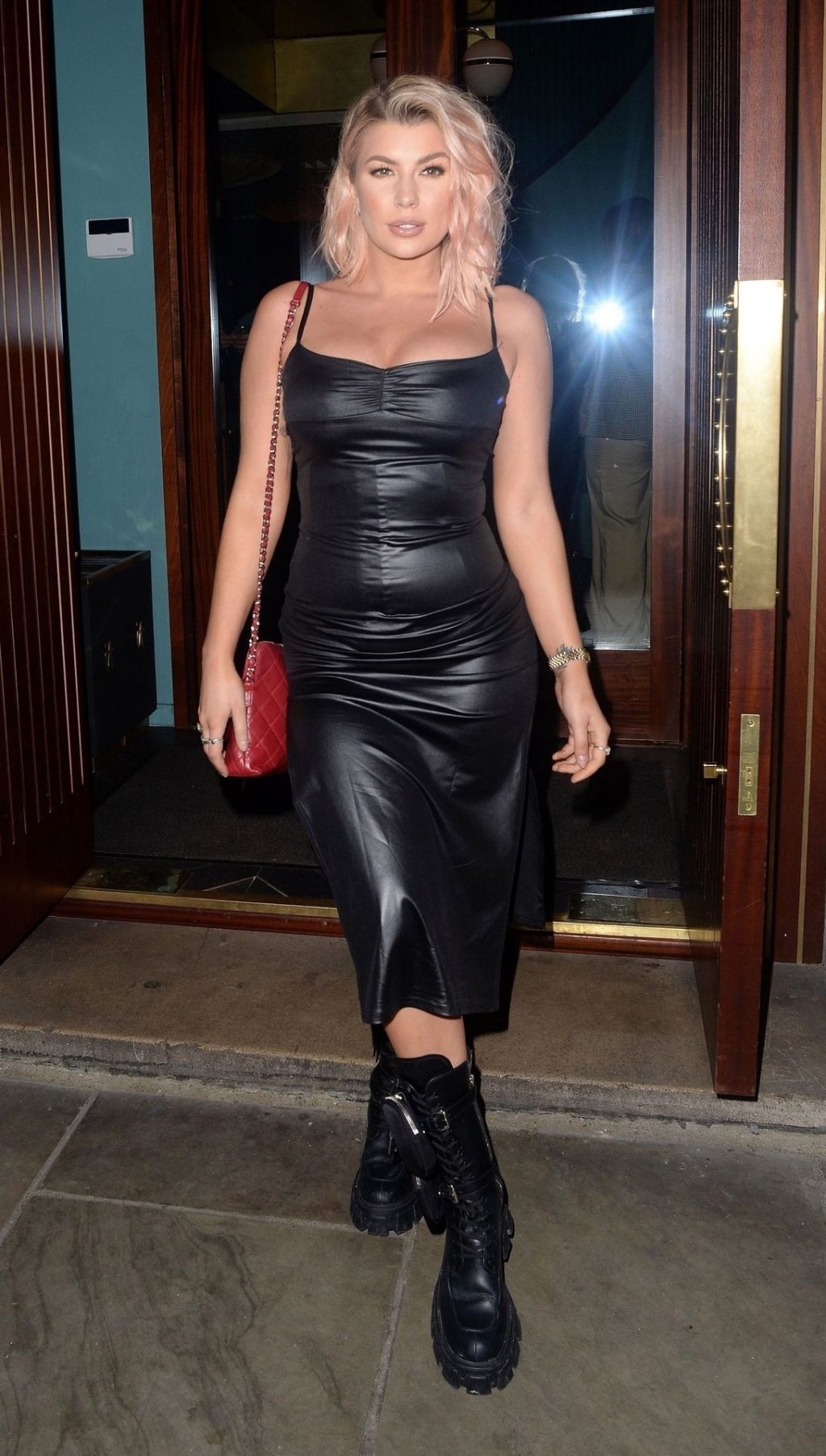 Olivia Buckland Seen at the PrettyLittleThing Launch in London (35 Photos)