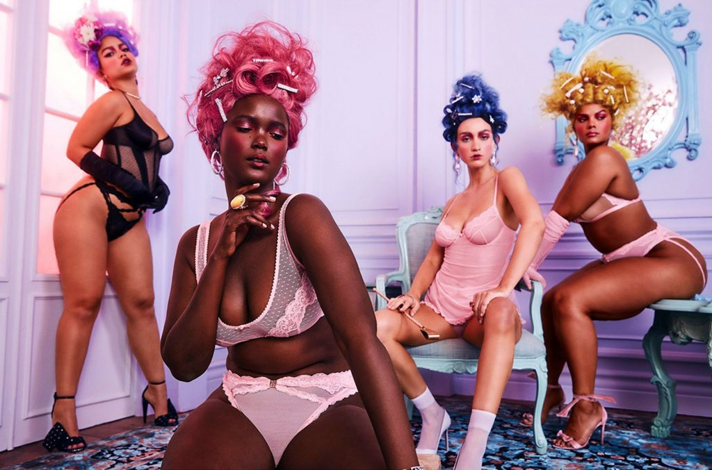 Rihanna & Other Models Pose for the New Campaign of Her Brand Savage X Fenty (11 Photos)