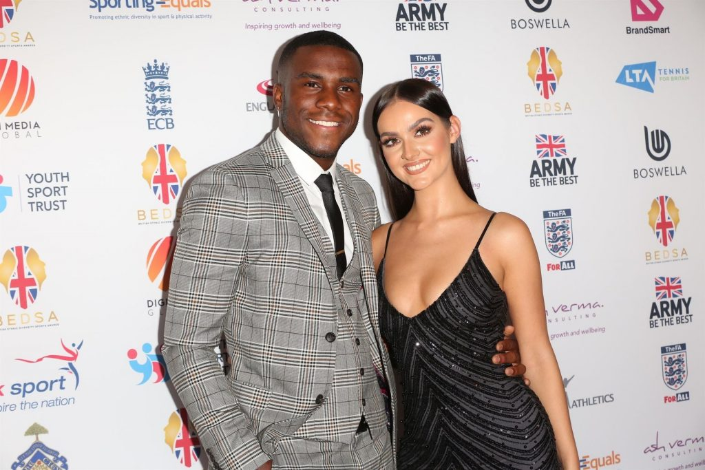 Siannise Fudge & Luke Trotman Are Seen at British Ethnic Diversity Sports Awards (65 Photos)