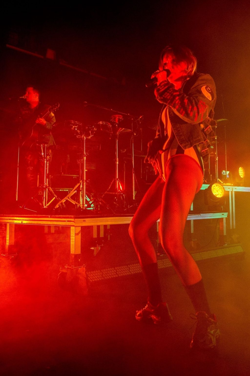 Tove Lo is in Concert Performing Live at O2 Forum Kentish Town in London (76 Photos)
