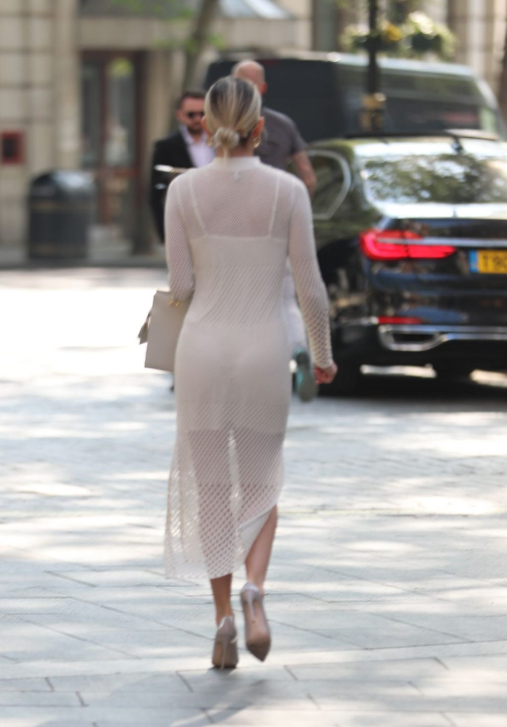 Ashley Roberts Was Spotted Leaving the Heart Radio Breakfast Show in London (33 Photos)