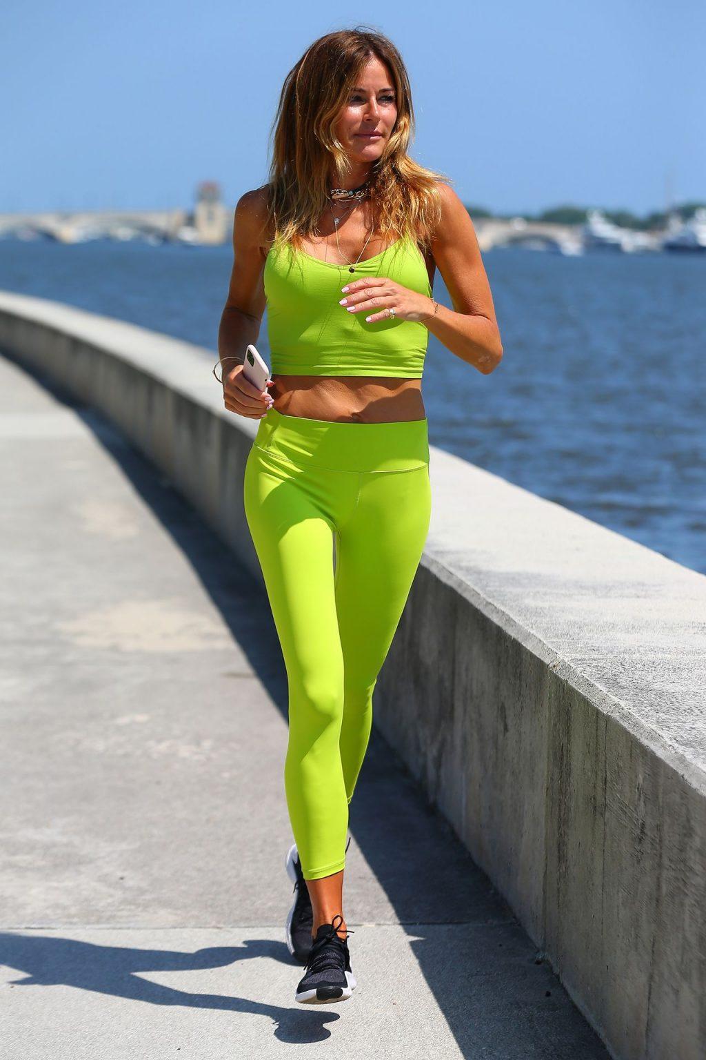 Kelly Bensimon Looks Hot in West Palm Beach (32 Photos)