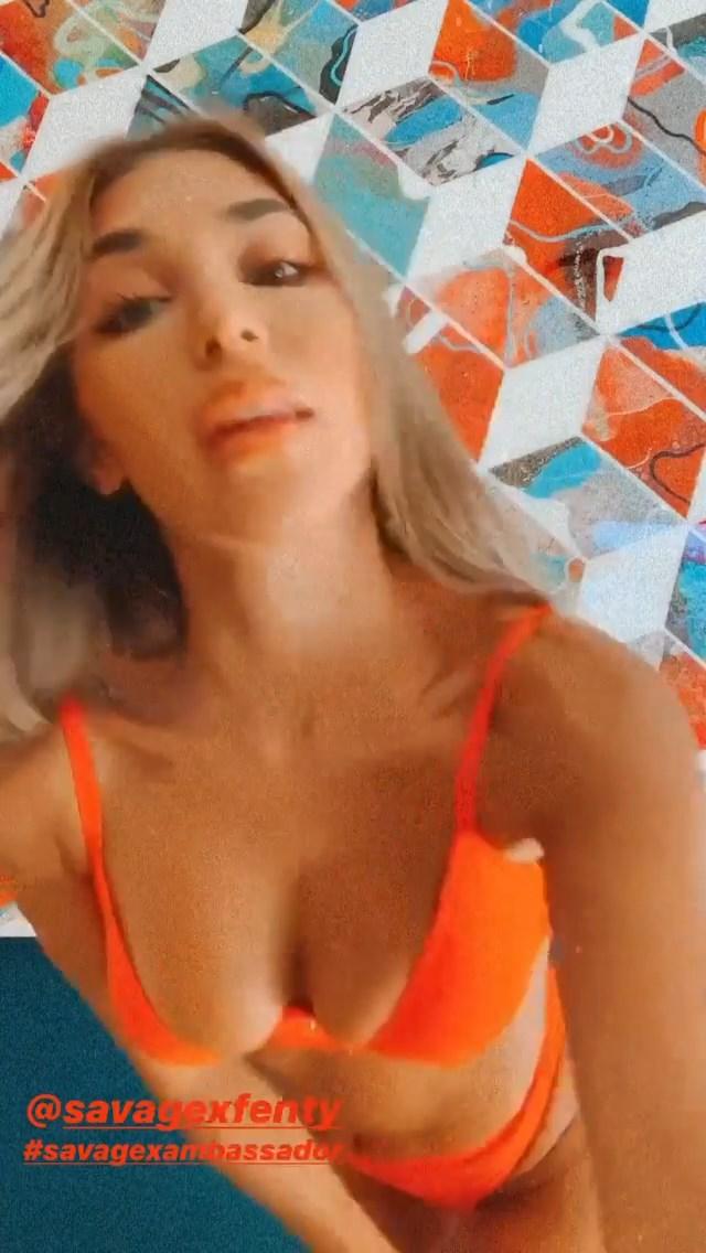 Chantel Jeffries Sexy (12 Photos + Video)