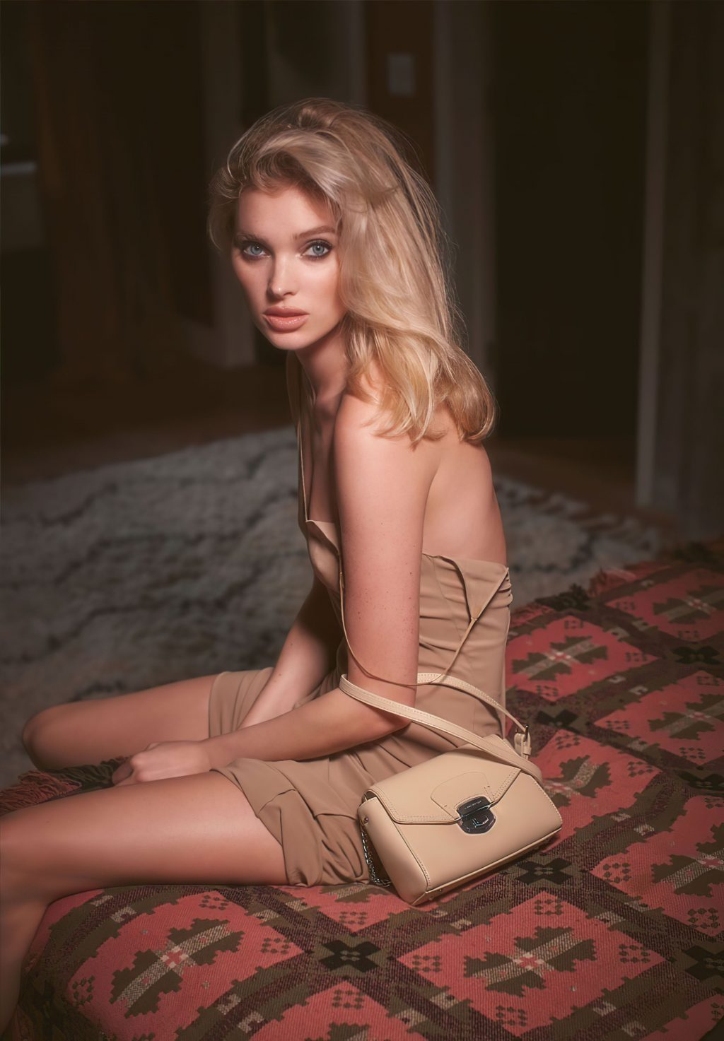 Elsa Hosk Presents Lancaster Spring/Summer 2020 Campaign (12 Photos)