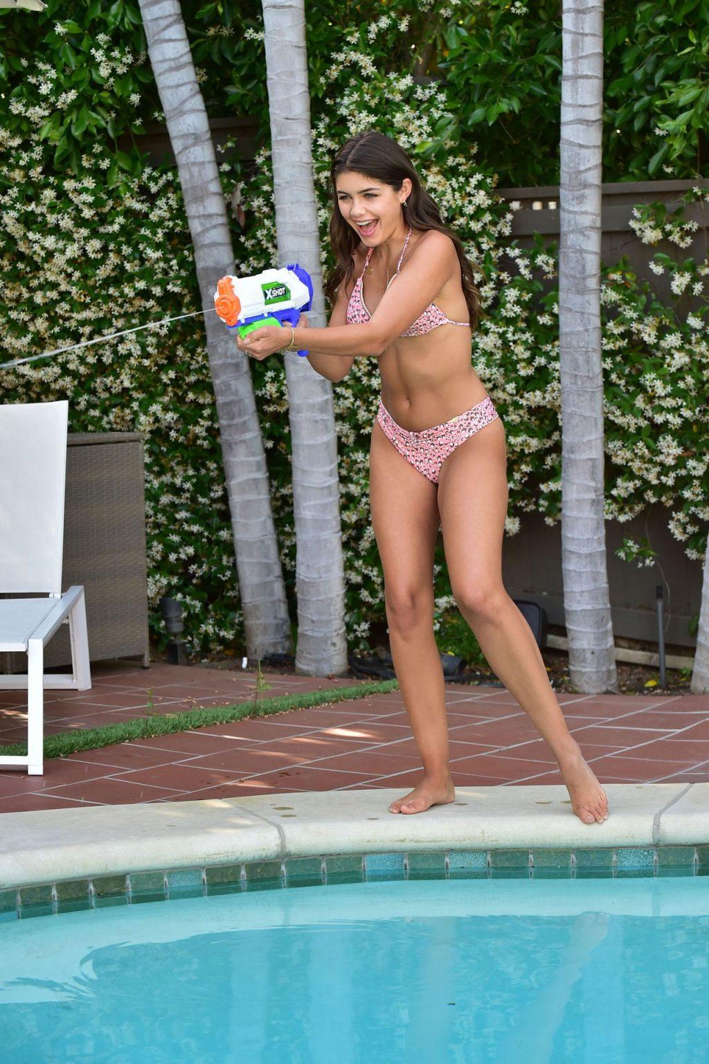 Hannah Ann Sluss Looks Great in a Bikini (13 Photos)