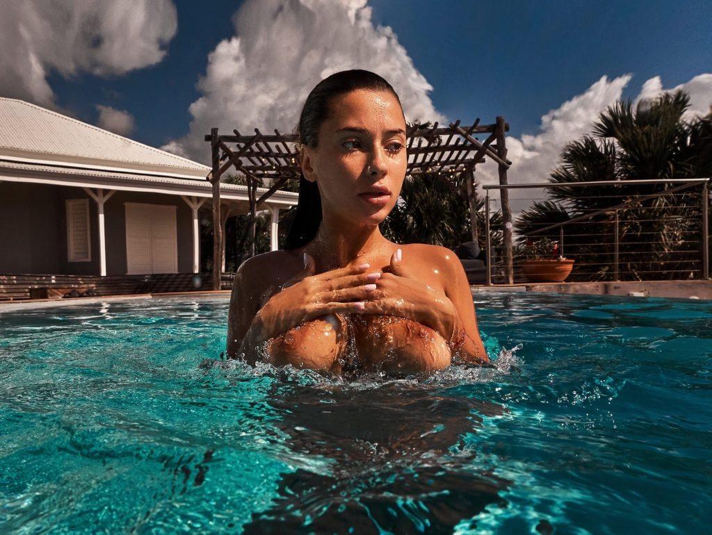 Liya Silver Nude (14 Photos)
