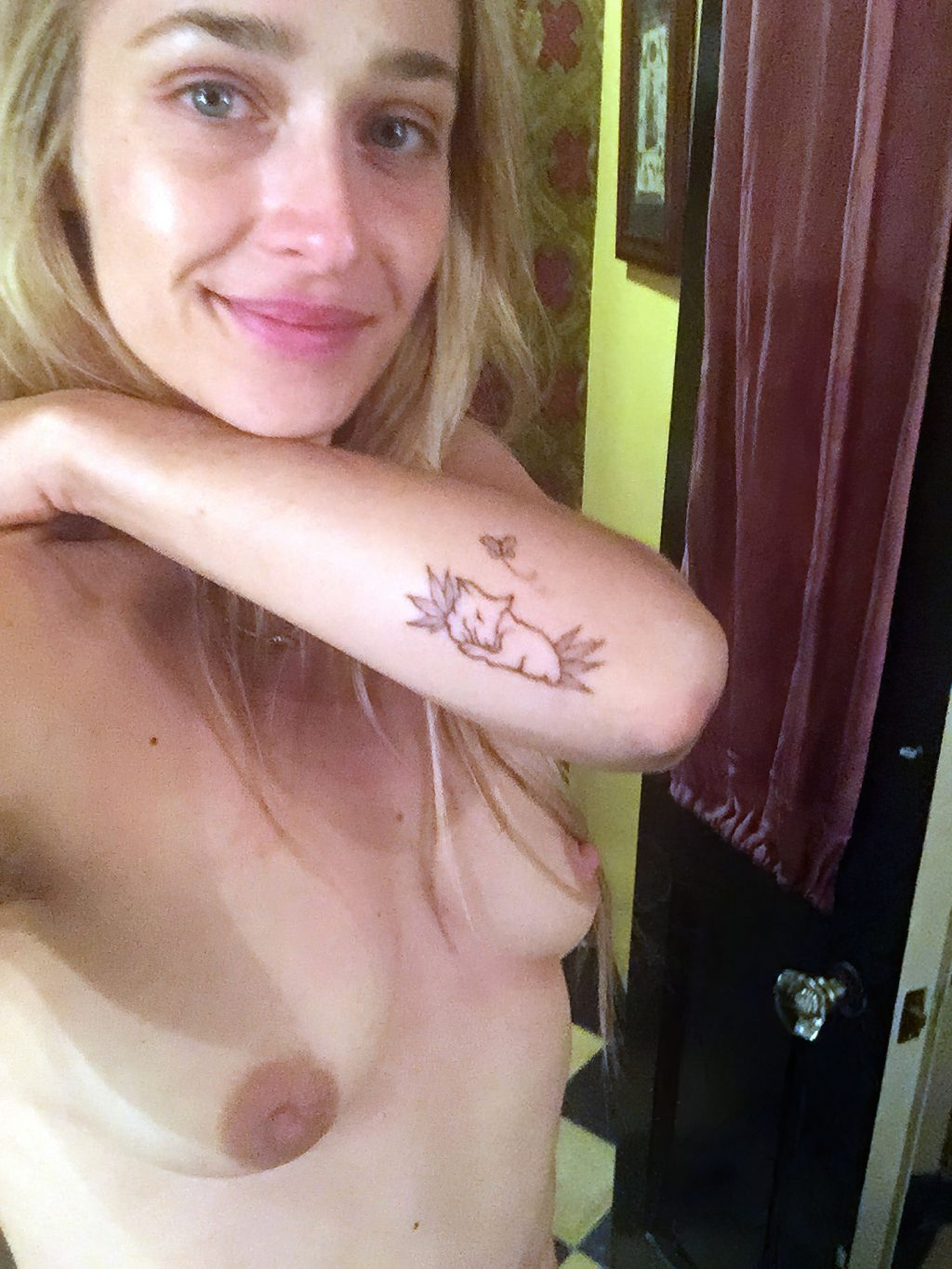 Jemima Kirke Nude Leaked The Fappening (2 Photos + Video)
