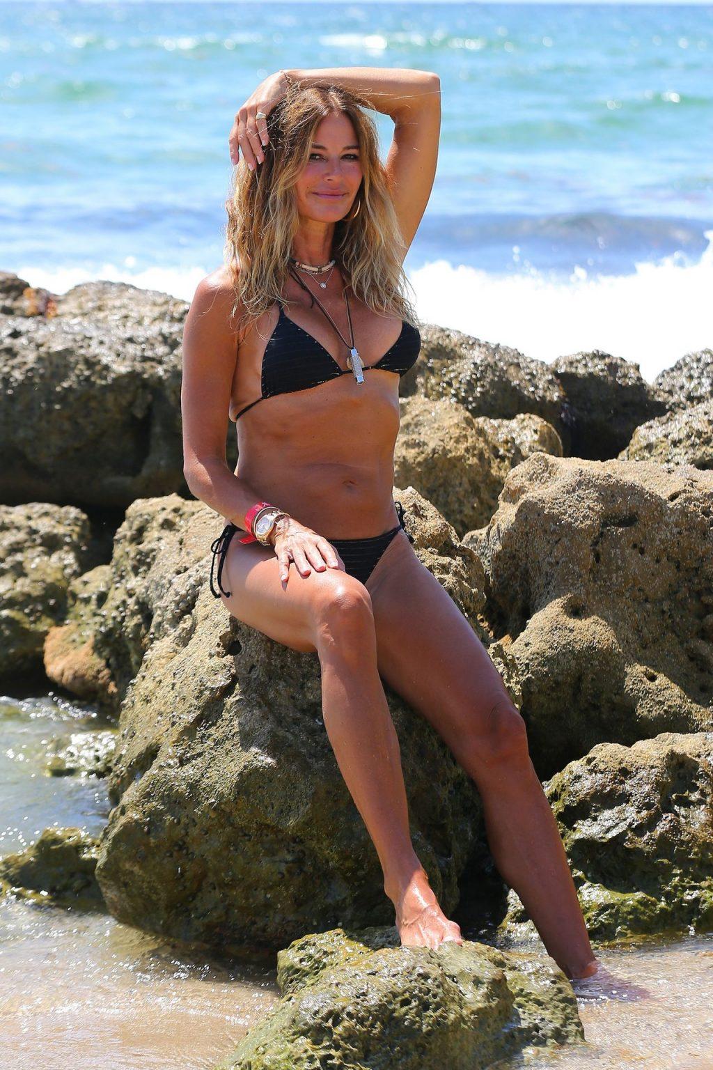 Kelly Bensimon Shows Off Her Toned Summer Body (29 Photos)