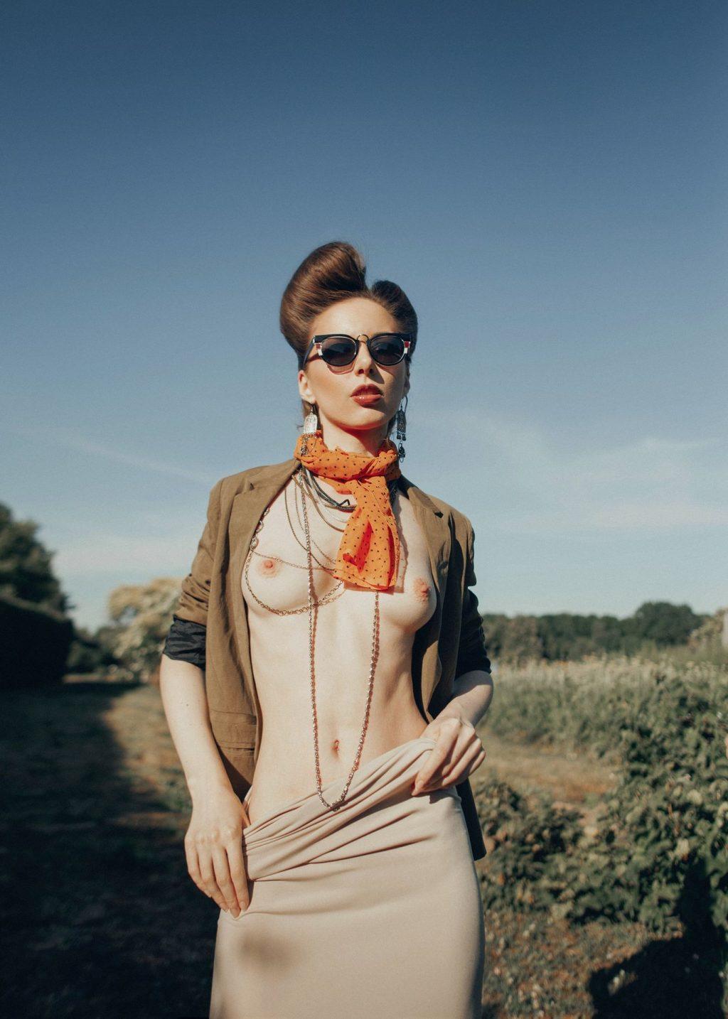 Maria Maltseva Nude & Sexy (18 Photos)
