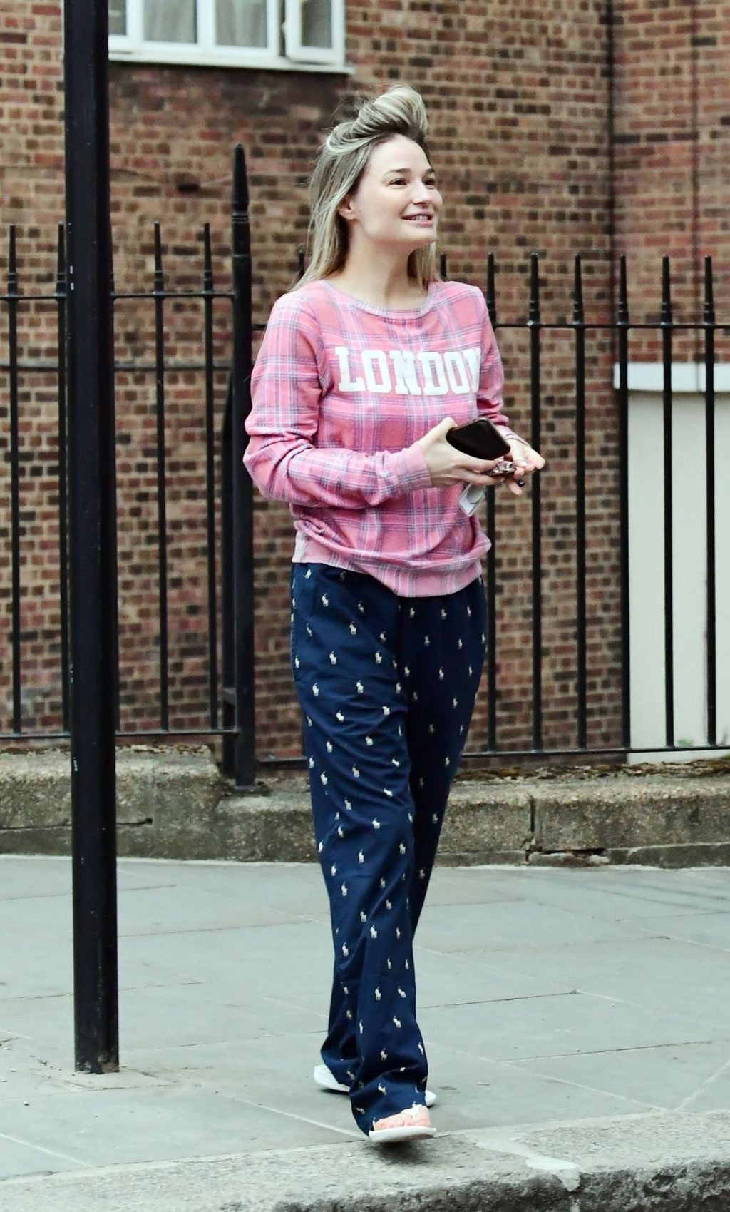 Emma Rigby Goes Braless Out in London (25 Photos)