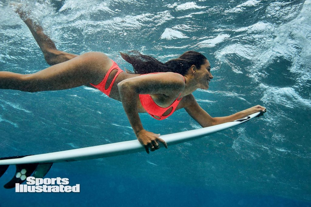 Malia Manuel See Through & Sexy – Sports Illustrated Swimsuit (47 Photos)