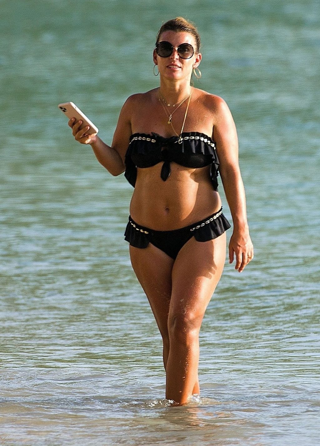 Coleen Rooney Dons Her Skimpy Black Bikini on Holiday in Barbados (166 Photos)