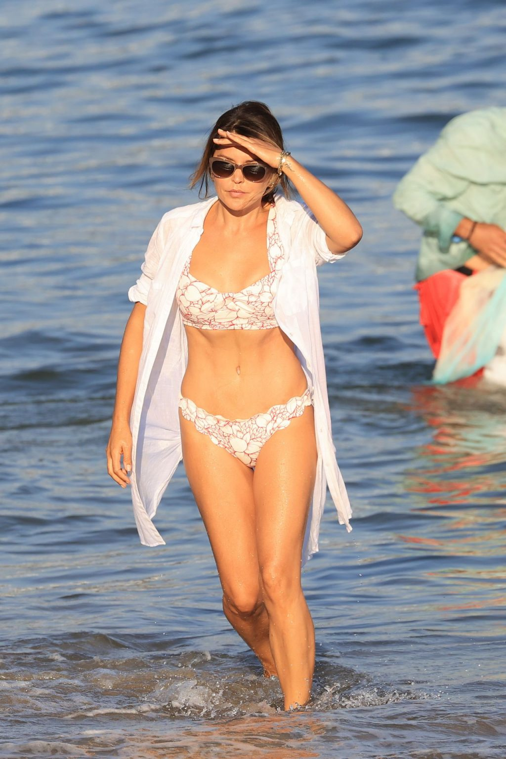 Danielle Bux Shows Off Her Sexy Body on the Beach in Malibu (8 Photos)