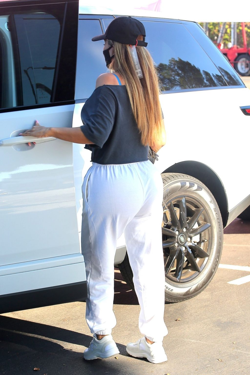 Larsa Pippen Is Spotted Shopping in WeHo (13 Photos)