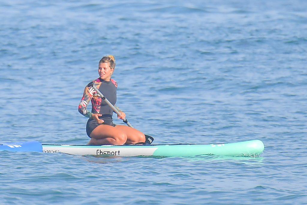 Sofia Richie Has a Fun Day at the Beach with Friends (114 Photos)