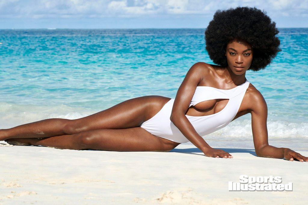 Tanaye White Sexy – Sports Illustrated Swimsuit (25 Photos)