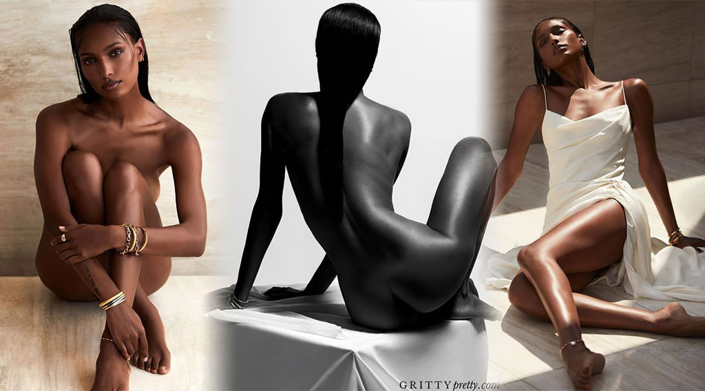 Jasmine Tookes Nude & Sexy – Gritty Magazine (10 Photos)