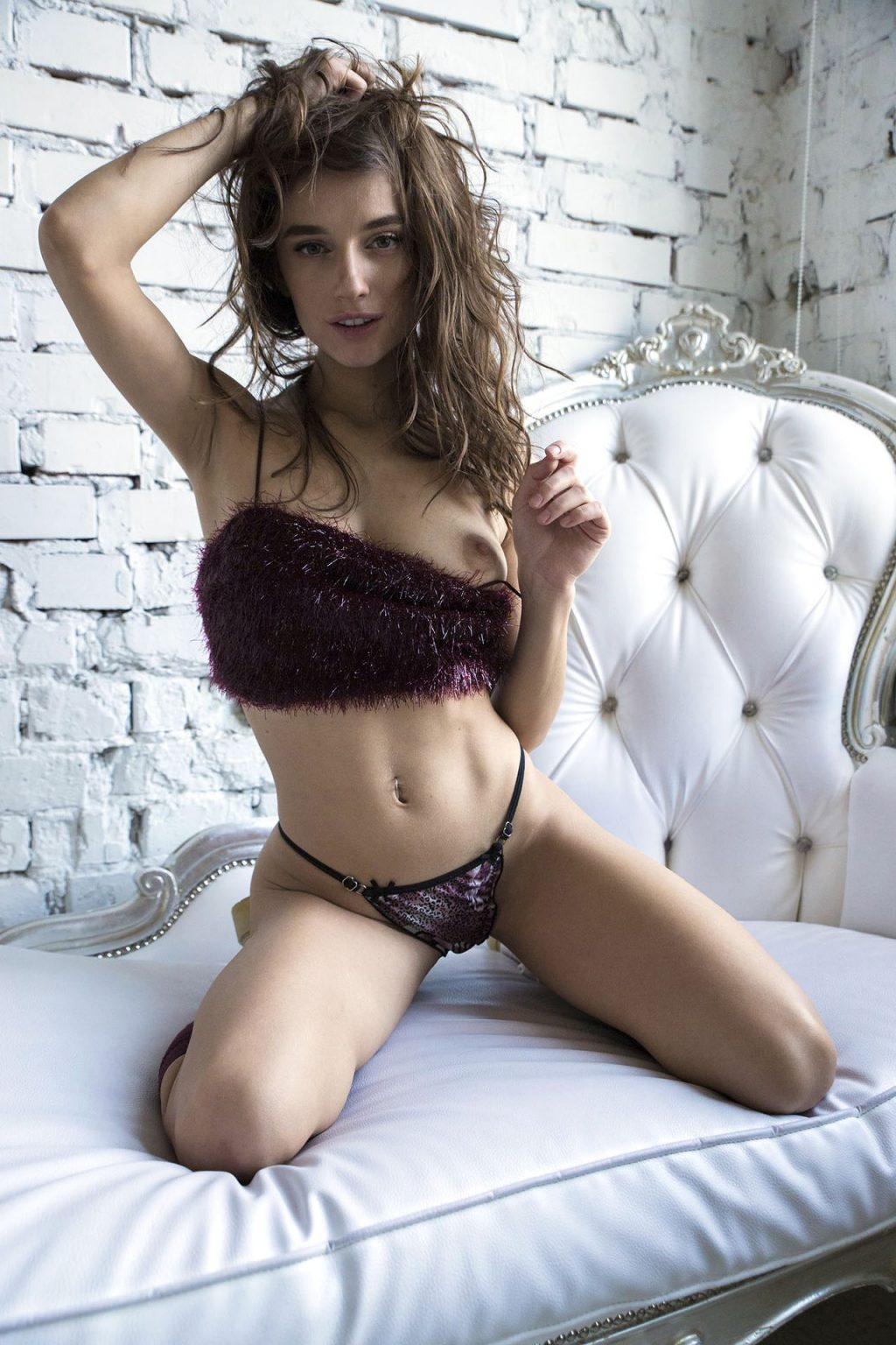 Gloria Sol – Nude Session (40 Photos)