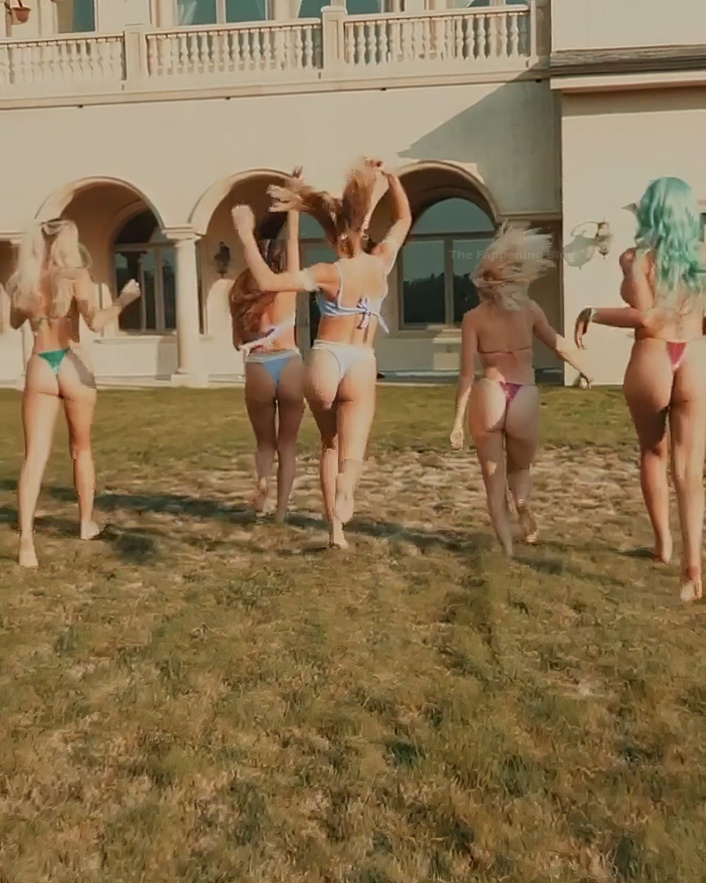 Jordyn Jones Shows Off Her Sexy Body (44 Photos + Videos)