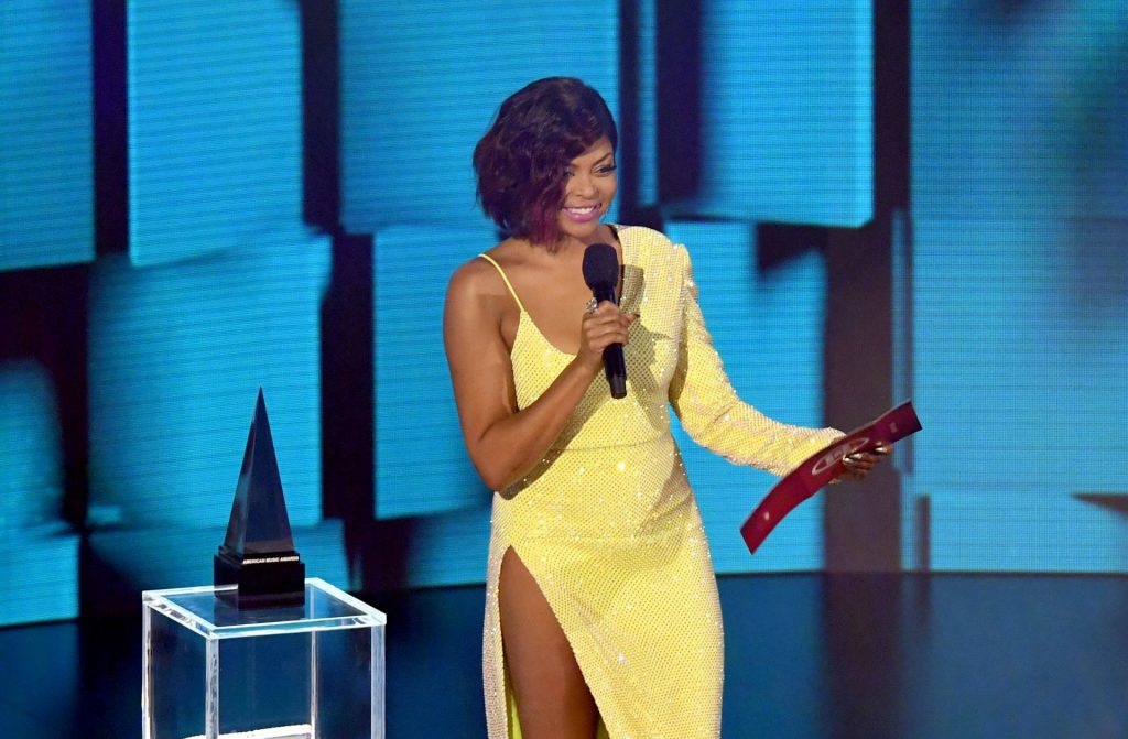 Taraji P. Henson Stuns at the 2020 American Music Awards (56 Photos)