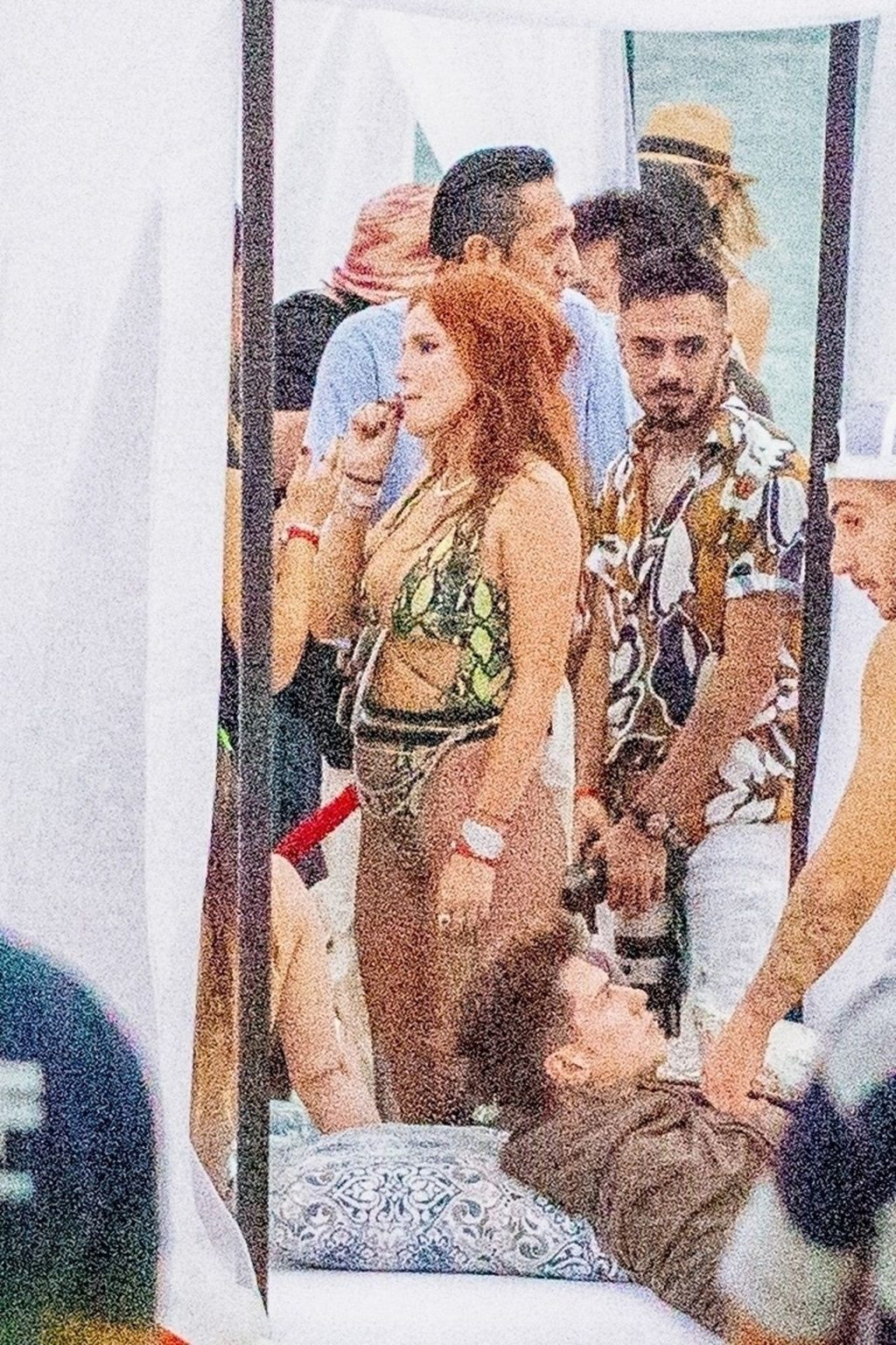 Bella Thorne: The Party Must Go On (20 Photos)