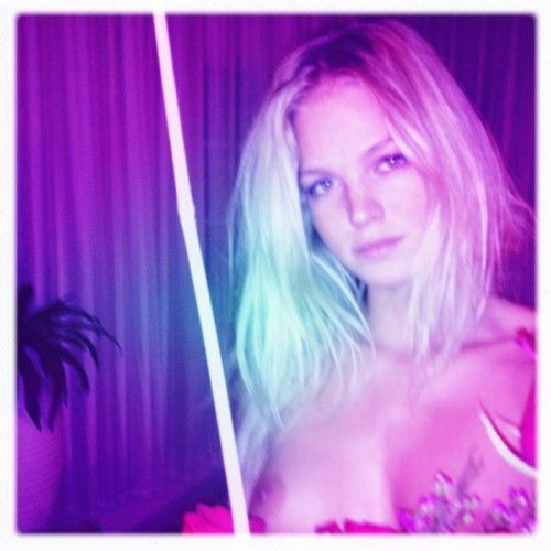 Erin Heatherton naked