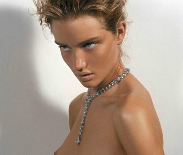 Rosie Huntington Whiteley Naked  X