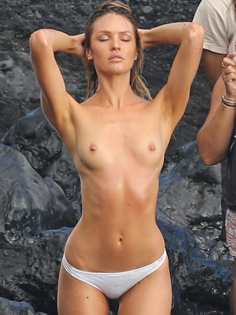 Candice Swanepoel Nude Photoshoot