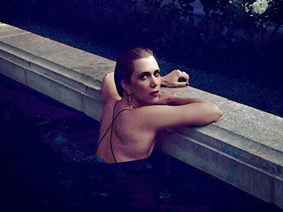 Kristen Wiig Hot Photoshoot