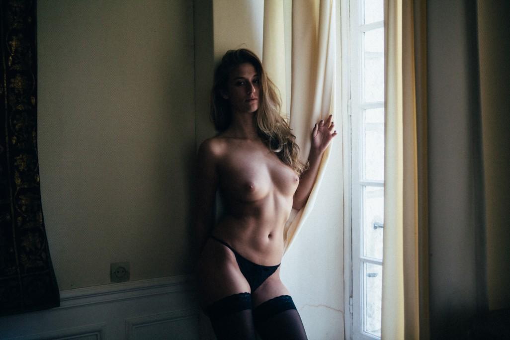 Topless Sasha Gemini Pics