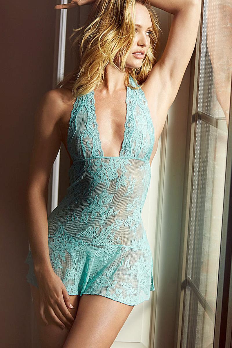 Candice Swanepoel Lingerie pics