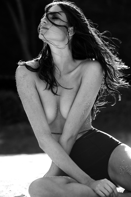 Rafaella Consentino Topless photoset