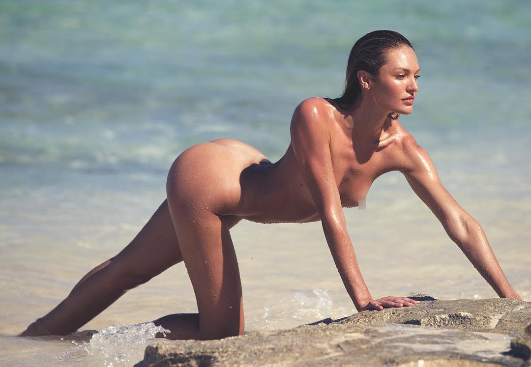 Candice Swanepoel Nude Photo