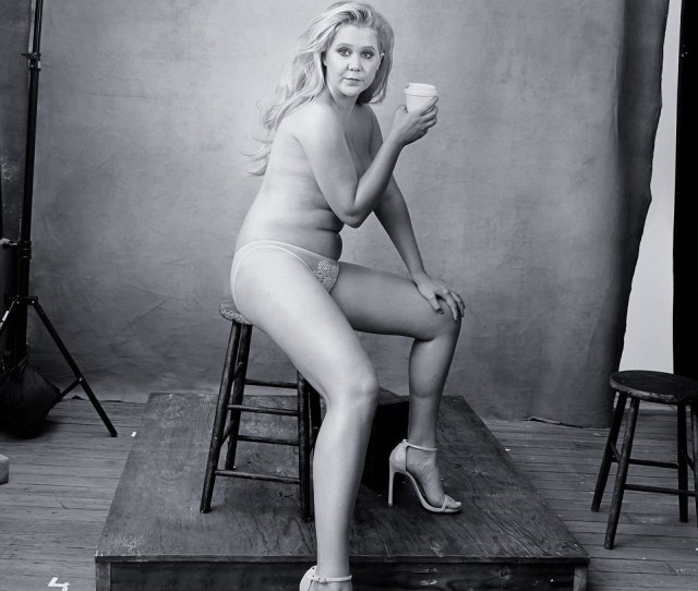 Topless Pics Of Amy Schumer