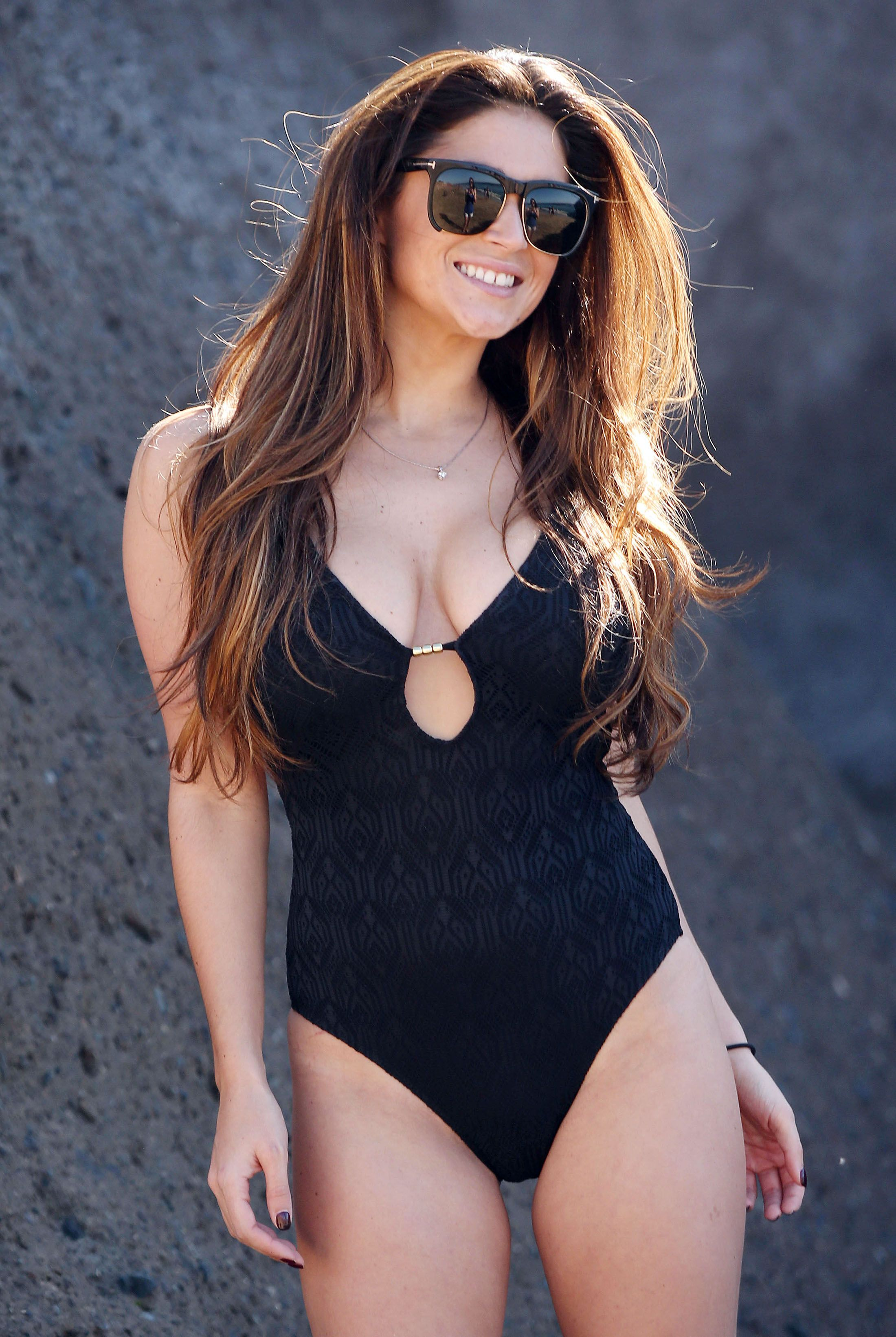 Casey Batchelor Swimsuit Photos