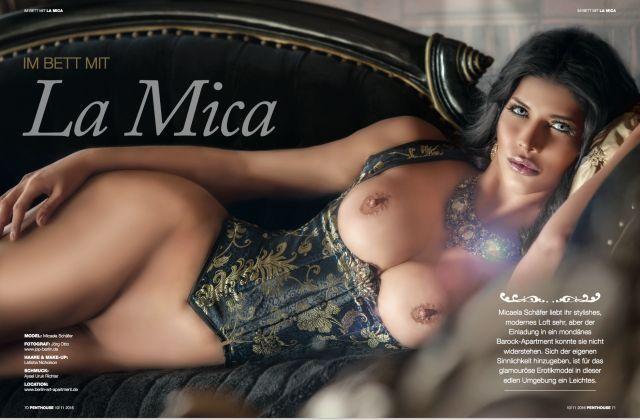 Micaela Schäfer Nude Photos