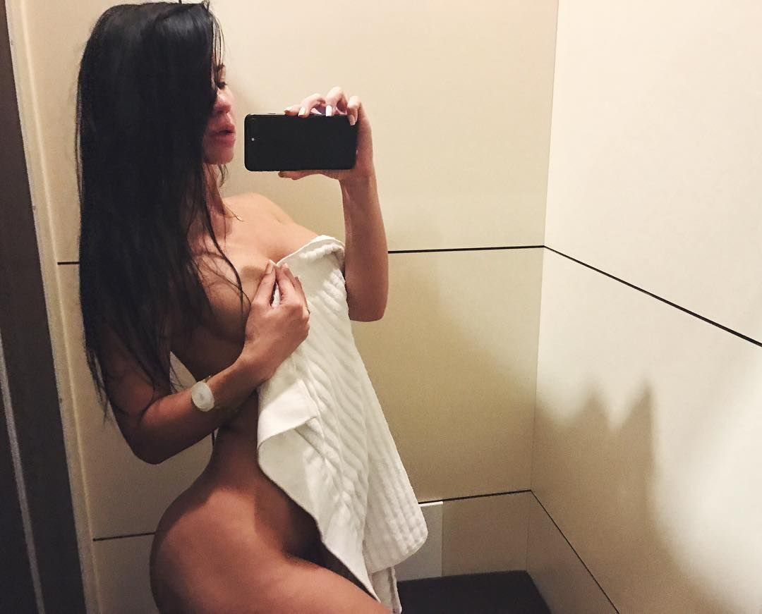 Nude Photos of Gayana Bagdasaryan