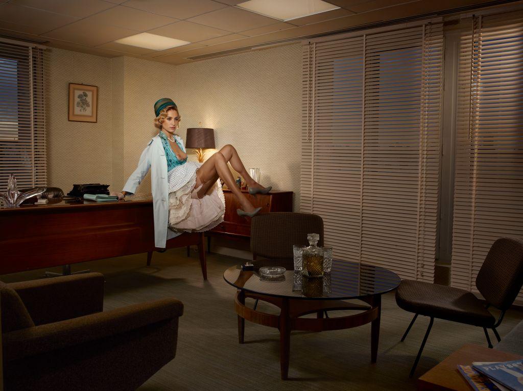 Topless Photos of Pauline Lefevre