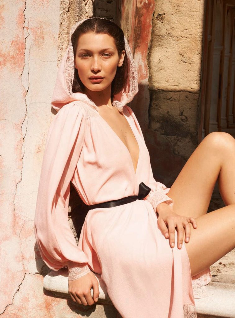 A Day In Life Of Bella Hadid