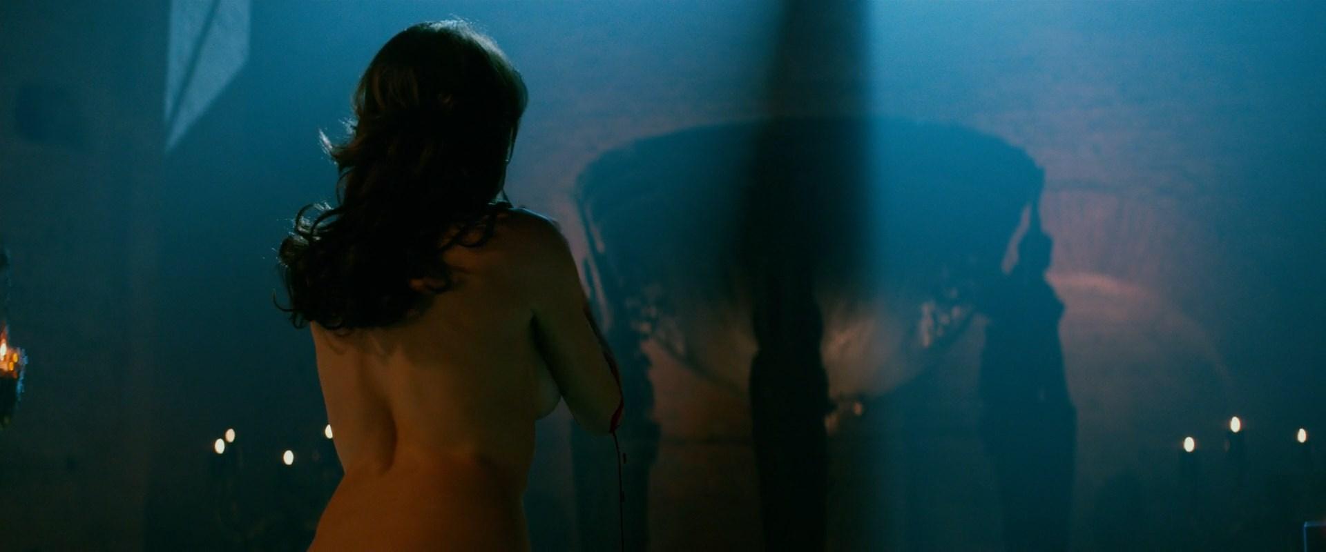 Claudia Gerini Naked