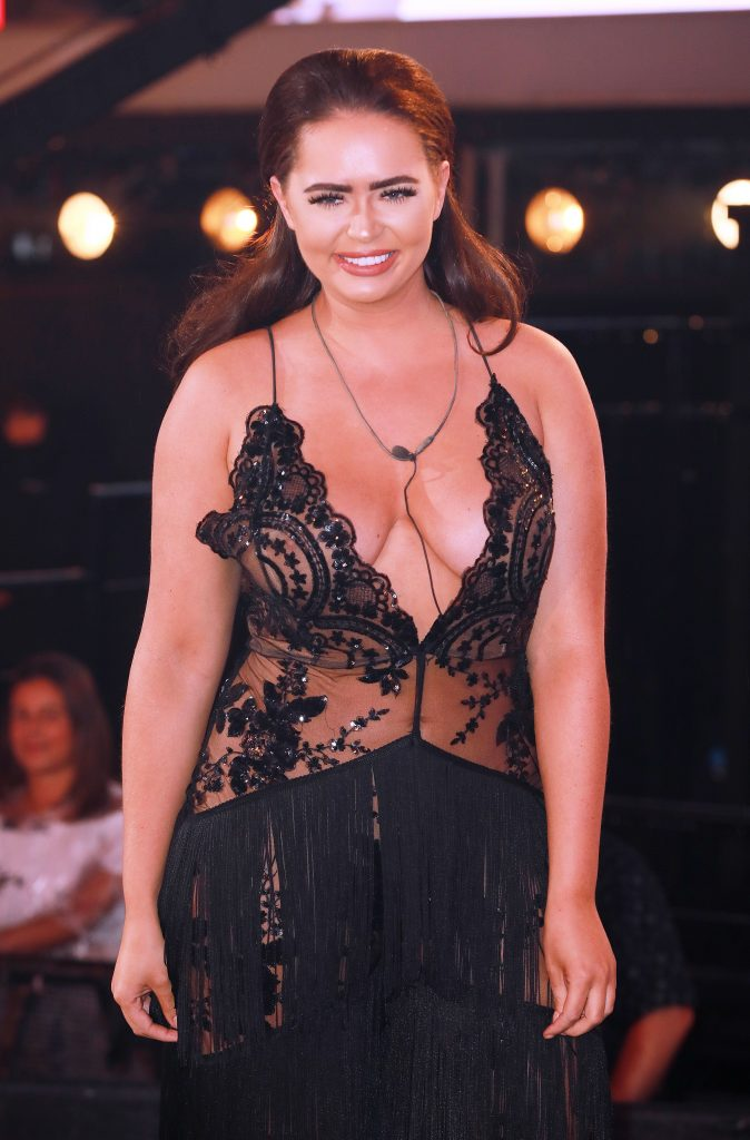 Chanelle MccLeary See-Through