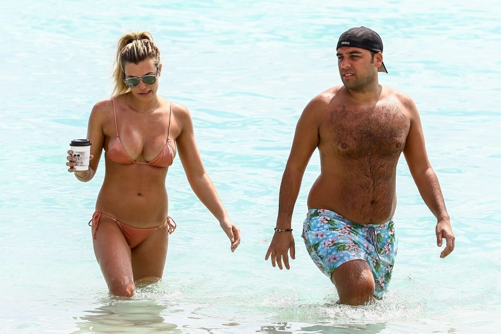 Samantha Hoopes Bikini