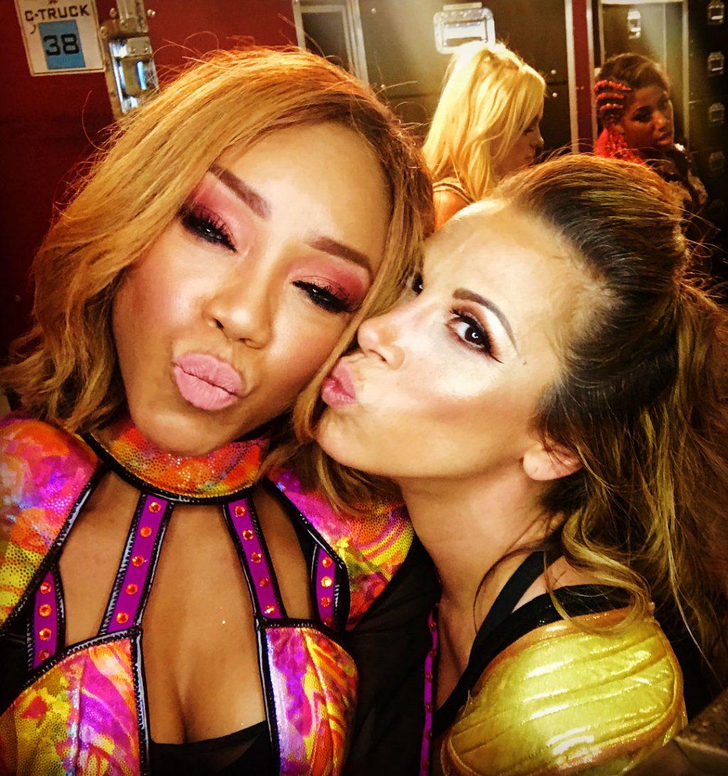 WWE Alicia Fox Hot